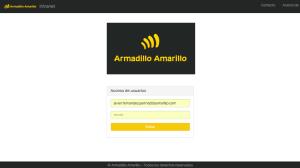 Intranet Armadillo Amarillo